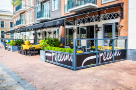Terras Top 100 2015 nummer 46 Fellini City Lounge, Leeuwarden