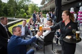Terras Top 100 2015 nummer 28 Oranjeplaat, Arnemuiden