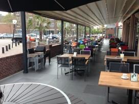 Terras Top 100 2015 nummer 61 Het Postkantoor, Hoogeveen