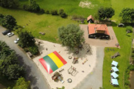 Terras Top 100 2015 nummer 90 Landgoed Het Rheins, Enter
