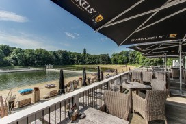 Terras Top 100 2015 nummer 34 Strandlodge, Winterswijk