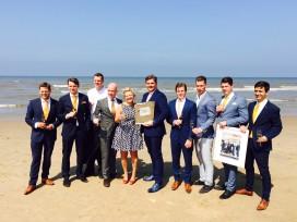 'Half miljoen euro omzet door Dutch Hotel Award'