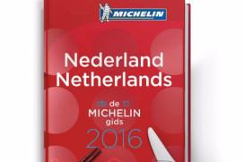 Michelin presenteert nieuwe gids 7 december in Amsterdam