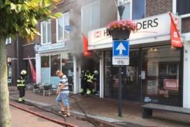 Brand treft 't Stationneke Deurne