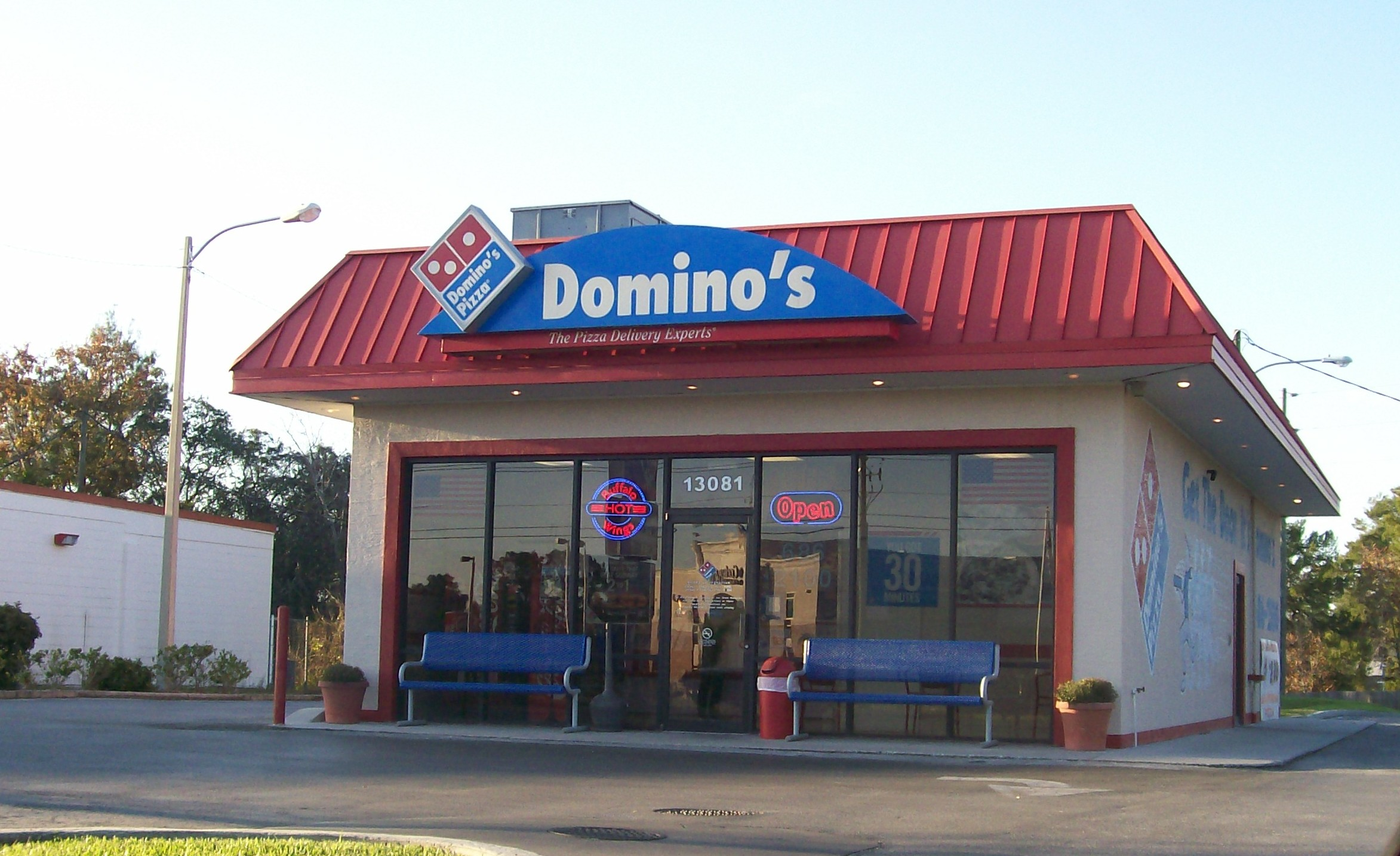 Domino's Pizza kent recordgroei