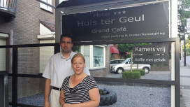 Logis Holland heet familiehotel Valkenburg welkom