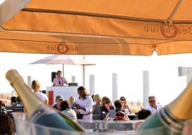 Terras Top 100 2015 nummer 95 Beachclub O, Noordwijk aan Zee