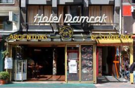Hotel Damrak Amsterdam korte tijd ontruimd