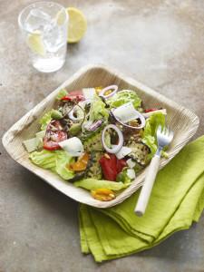 grillicious summer salad