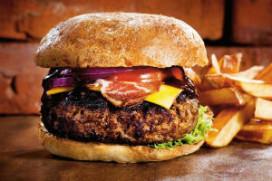 Goedkoopste hamburgermenu verkrijgbaar in hotels Mexico