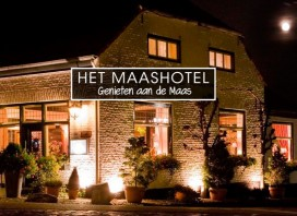 Terras Top 100 2015 nummer 73 Het Maashotel, Broekhuizen