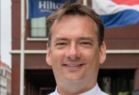 Ruud Visser nieuwe chef van Hilton The Haque