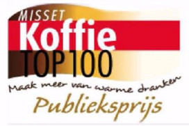 De Koffiepot aan kop in Publieksprijs Koffie Top 100
