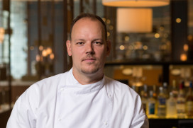 Stephan Nijst nieuwe chef Hilton Rotterdam