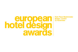 INK Hotel finalist European Hotel Design Awards