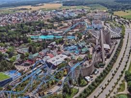 Europa-Park populairste toeristische bestemming Duitsland