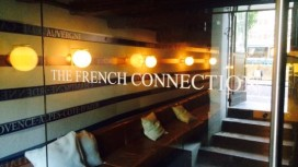 Nieuw restaurant French Connection in pand Odeon