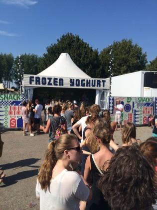 Frozen yoghurt 315x420