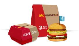 McWhopper brengt concurrenten samen