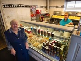 Halve eeuw cafetaria Slegers