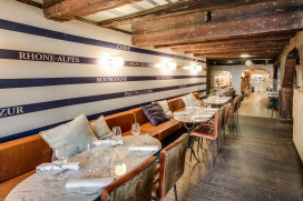 Foto's: restaurant French Connection