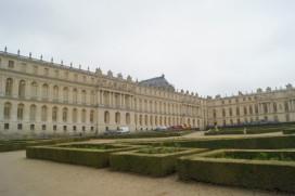 Deel kasteel van Versailles mogelijk hotel