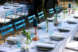 Nieuw bedrijf verzorgt gedekte tafel