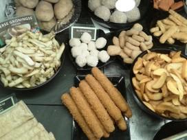 Piet heeft mooiste snackvitrine