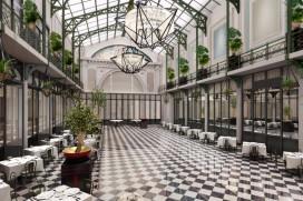 36e Hotelvrijmibo in vernieuwd Krasnapolsky