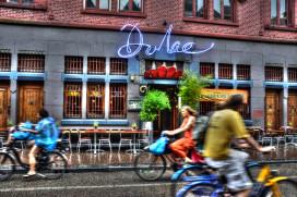 Rechter legt café dwangsom op vanwege geluidsoverlast