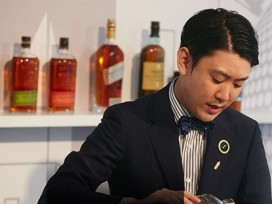 Japanner Michito Kaneko World Bartender of the Year