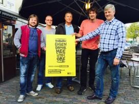Campagne tegen zelf drank meenemen naar gratis festivals