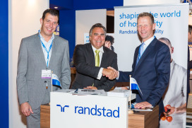 KHN en Randstad Hospitality gaan samenwerken