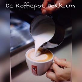 Koffie Top 100 2015 nummer 84: De Koffiepot, Dokkum