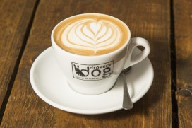 Koffie Top 100 2015 nummer 73: Drovers Dog Eerste Atjehstraat, Amsterdam