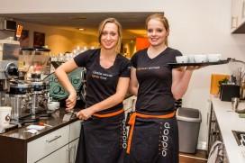 Koffie Top 100 2015 nummer 35: Doppio Hilversum, Hilversum