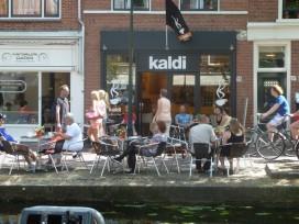 Koffie Top 100 2015 nummer 59: Kaldi Delft, Delft