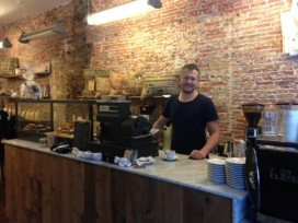 Koffie Top 100 2015 nummer 26: Caffe il Momento, Amsterdam