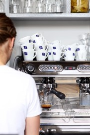 Koffie Top 100 2015 nummer 46: De Pizzabakkers – Plantage Kerklaan, Amsterdam