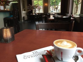 Koffie Top 100 2015 nummer 28: De Vrijheid, Oosterhout