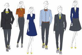 Mattijs van Bergen ontwerpt uniformen voor W Amsterdam
