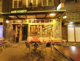 Café Top 100 2015-2016 nummer 15: Koops, Haarlem