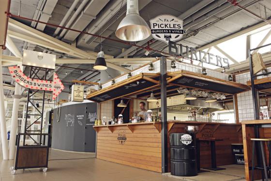 9. fa. pickles burgers wine 560x373