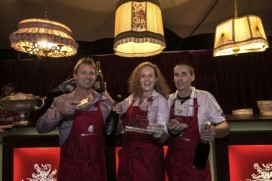Manuela de Munck wint NK Oestersteken