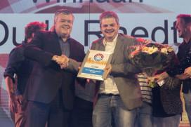 't Oude Raedthuys dolblij met Ad van Geloven Imago Award