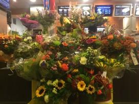 'Smulpaleis tijdelijk bloemenwinkel'