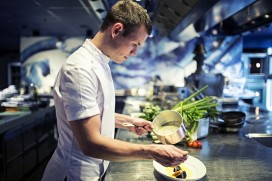 Kasper Stiekema nieuwe executive chef Andaz hotel Amsterdam