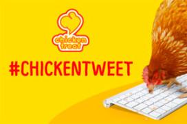 Kip Betty leert tweeten voor wereldrecord