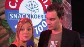 Video: Nummer 3 Cafetaria Top 100 'Elke dag met het juiste been uit bed'
