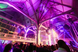 Radio 538 DJ Hotel met Afrojack, Martin Garrix, Tiësto en Armin van Buren